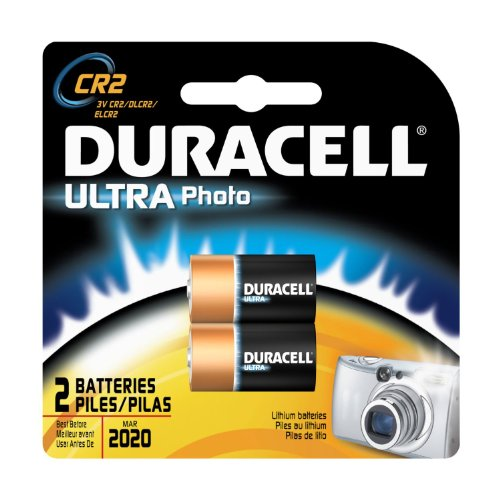 Duracell Ultra Photo Cr2 3v Batteries 2 Count