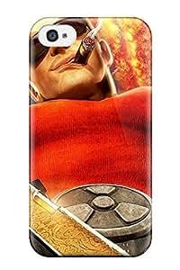 CaseyKBrown Iphone 4/4s Well-designed Hard Case Cover Duke Nukem Forever Protector