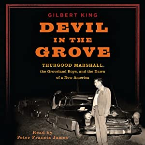 Devil in the Grove Audiobook