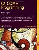 C+ COM+ Programming, Derek Beyer, 0764548352