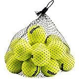 WILSON Pelotas de Tenis sin presión, 18 Unidades
