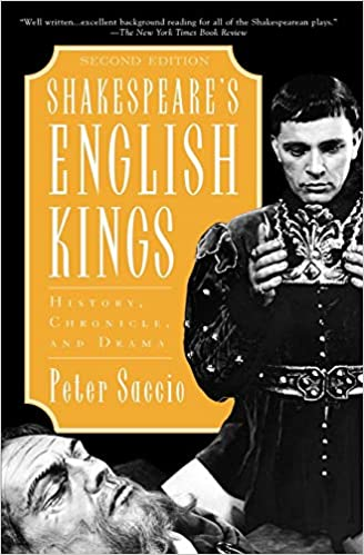 List of Shakespeare's History Plays