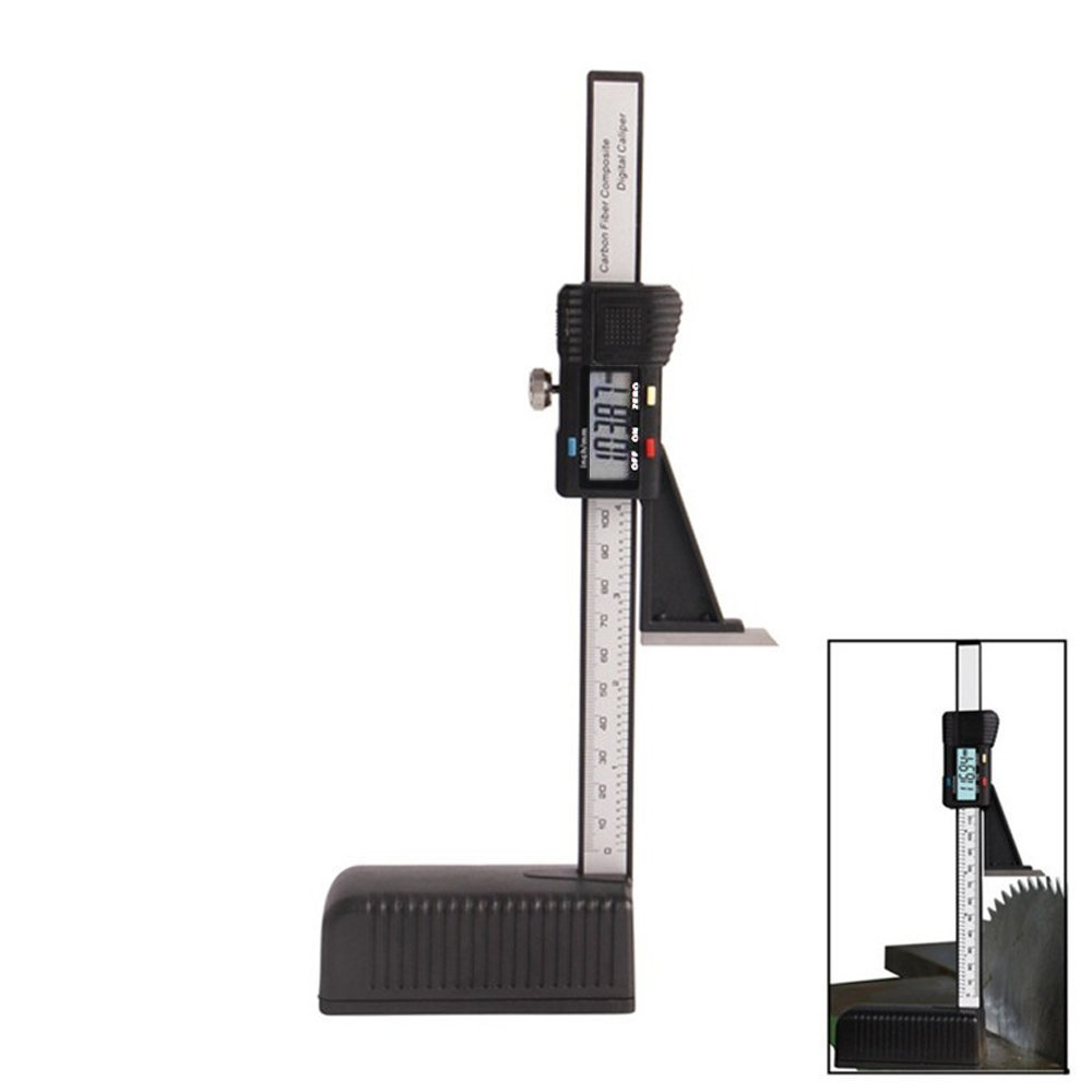 Jauge de hauteur numé rique Mesureur 0-150mm Magné tique avec Traceur SymbolLife