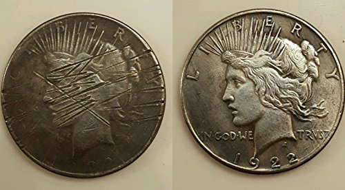 Batman Dark Knight Harvey's Two Face Coin Prop Replica