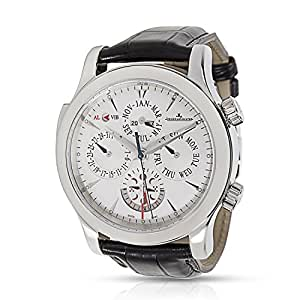 Jaeger LeCoultre Grand Reveil Perpetual automatic-self-wind mens Watch 149.8.95 (Certified Pre-owned)