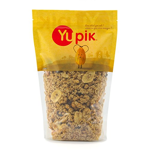 Yupik Quest Crunch Granola Cereal, 2.2 Pound ()