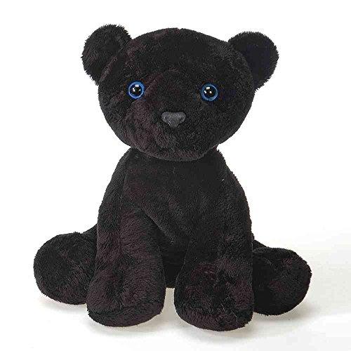 """Fiesta Toys Lil Buddies Bean Bag Animal Plush - 9"""" Black Panther"""
