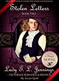 download ebook stolen letters ~ a gay victorian romance and erotica novel (book #2 in dangerous letters) pdf epub