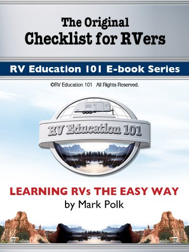 RV Checklists, the Original, is our NUMBER 1 - List Check Camping