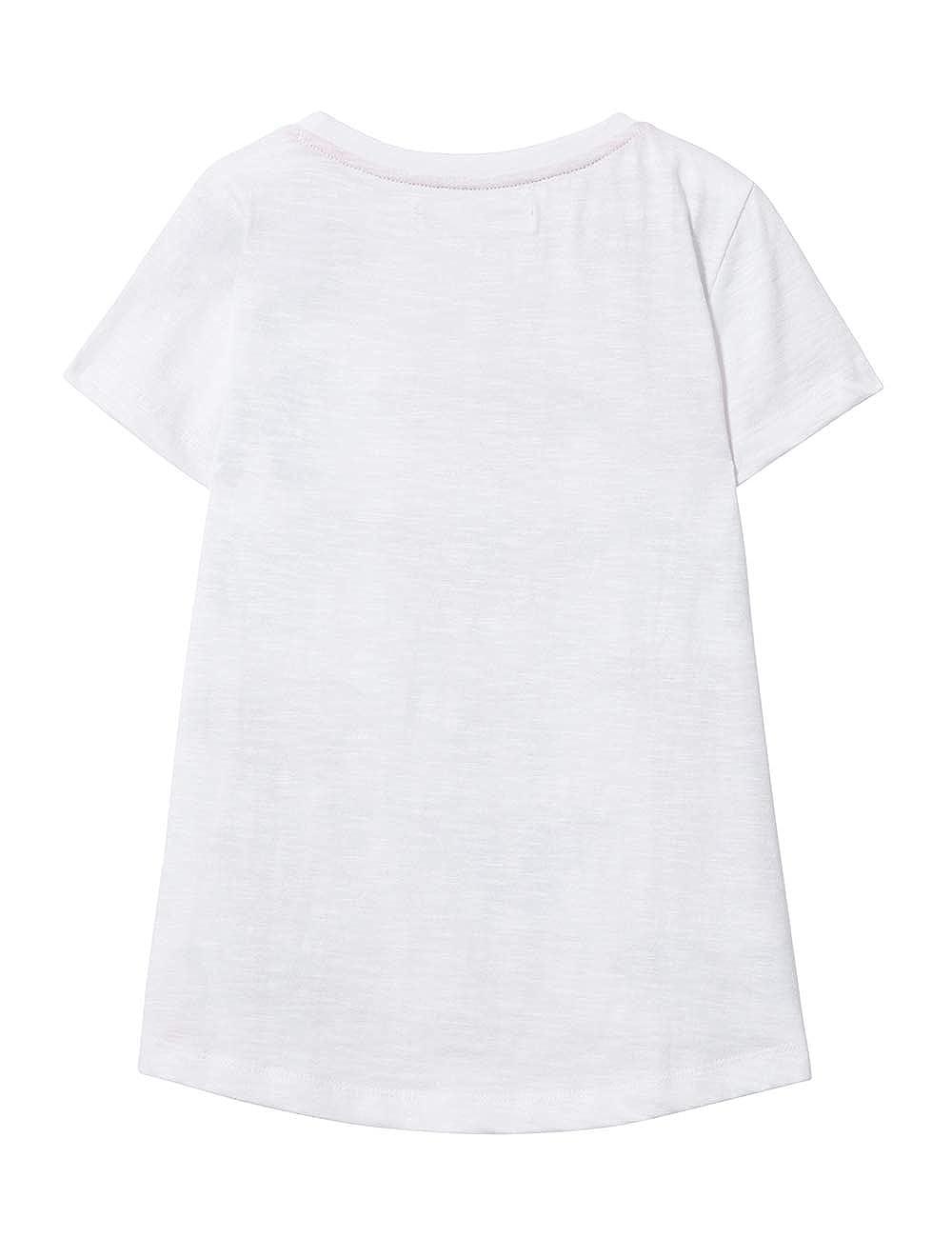 Desigual M/ädchen T-Shirt Girl Knit Short Sleeve Ts/_Halifax