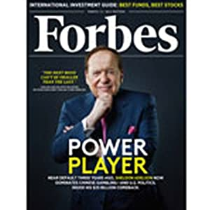 Forbes, February 27, 2012 Periodical