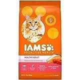 Iams Proactive Health Healthy Adult Dry Cat Food With Salmon And Tuna, 7 Lb. Bag