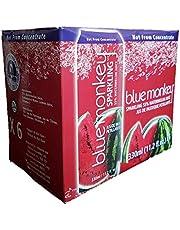 Blue Monkey 55% Sparkling Watermelon 6pk, 6 Count