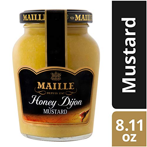 Maille Mustard, Honey Dijon, 8 oz, 6 Count