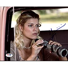 Ivana Milicevic Witless Protection Authentic Signed 8X10 Photo PSA/DNA #Z92550