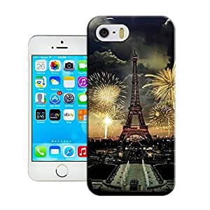 LarryToliver You deserve to have Bloom of fireworks beautiful squares Night Eiffel Tower For iphone 5/5s Cases by Maris's Diary