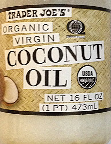 Trader Joes Organic Coconut 2 Pack