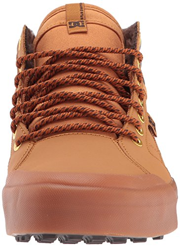 Wnt Skate DC Evan HI Wheat Shoe Men's Smith w4v4Ix