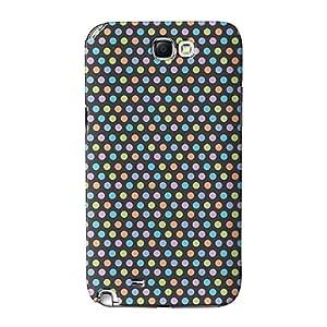 Lunares Multi completa 3d de alta calidad Printed Case, funda carcasa para Samsung Galaxy Note 2de Gadget Glamour