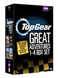 Top Gear - The Great Adventures: 1-4 Box Set (8 Discs) [Region 2 - Non USA Format] [UK Import]