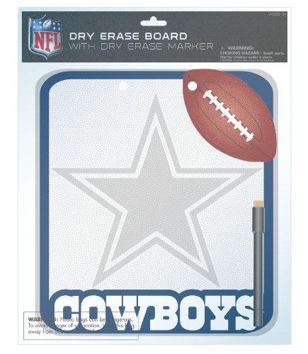 Dallas Cowboys Dry Erase Board with Neon Marker (11055-QUG) (Instruments Dallas)