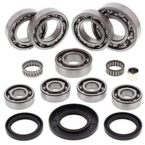 All Balls 25-2090 Differential Bearing and Seal Kit Rear [並行輸入品]   B07Q2YTH2M