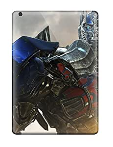 Flexible Tpu Back Case Cover For Ipad Air - Transformers Age Of Extinction