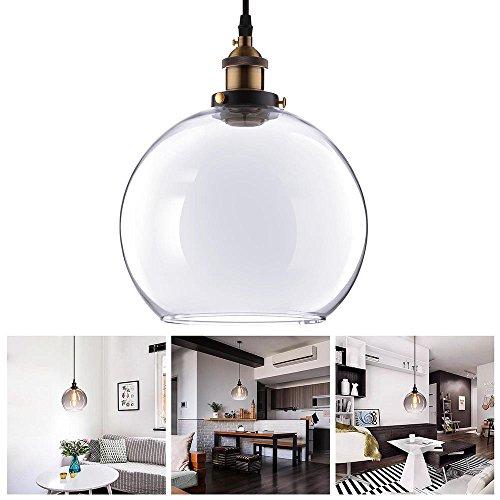 Glass Ball Pendant Ceiling Lights