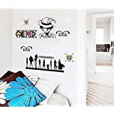 One Piece Wall Sticker Sticker For Living Room Gift For Children Room Decor