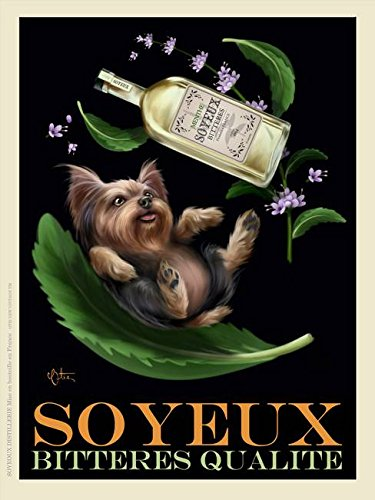 - Imagekind Wall Art Print entitled Soyeux Bitteres Qualite by Chad Otis | 36 x 48