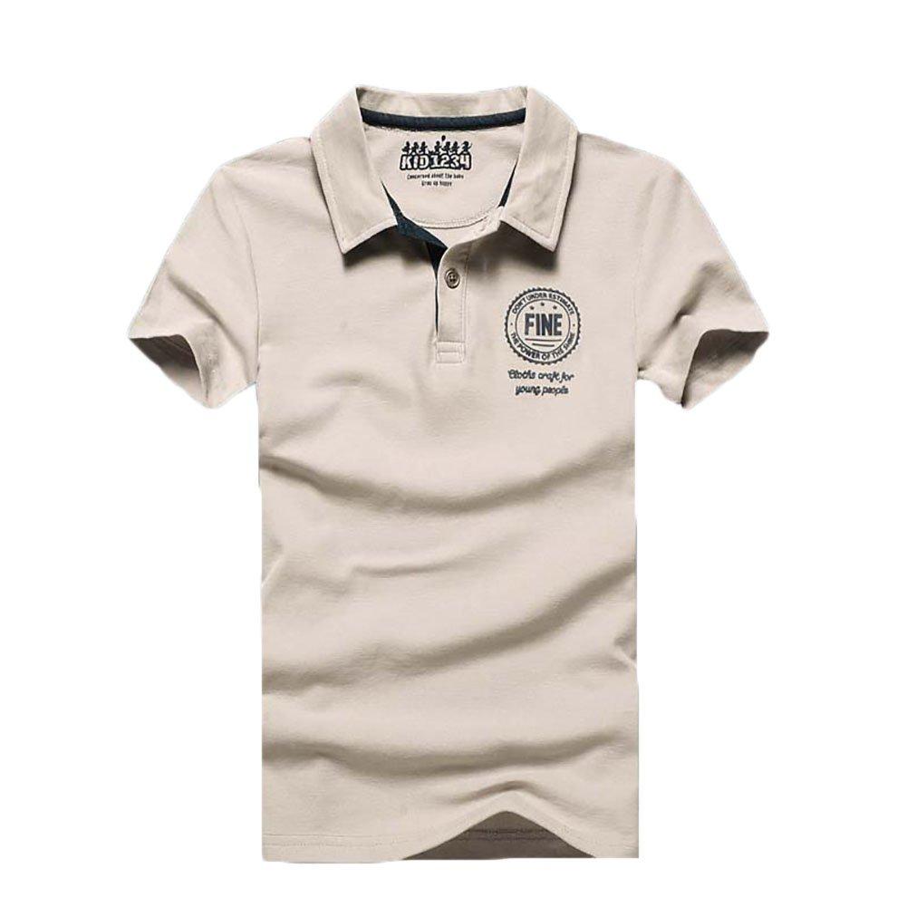 KID1234 Polo Shirts for Boys - Boys Polo Shirt,Toddler Boys Polo Shirt,Polo for Boys 12M - 6 Years,3 Colors to Choose
