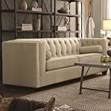 Coaster 504904 Home Furnishings Sofa, Oatmeal
