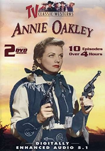 Annie Oakley (Black & White, Slim Pack, 2PC)