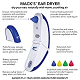 Mack's Ear Dryer - Soothing Electronic Warm Air Ear