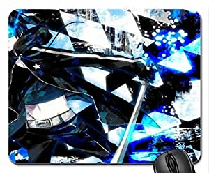 black rock shooter Mouse Pad, Mousepad (10.2 x 8.3 x 0.12 inches)