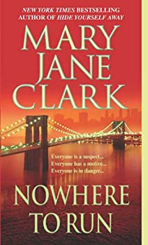 Nowhere to Run 0312988699 Book Cover