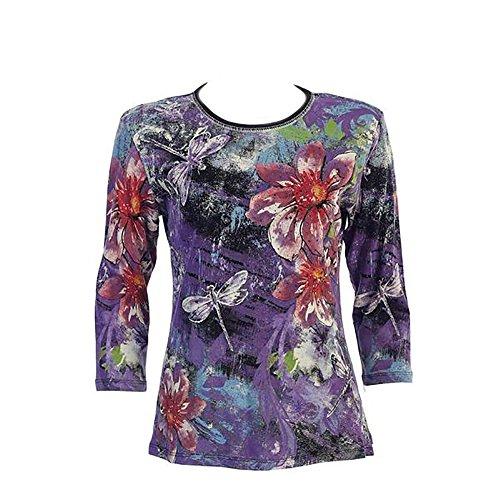 Jess & Jane Cotton Tee Shirt -