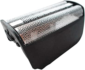 farmer-W Cabeza de papel de afeitar para Braun Shaver 51B 51S WF1s WF2s 5760 5758 Repuestos de máquina de afeitar eléctrica Reemplazo de cabeza de papel de aluminio ...