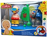 Caillou Bath Time Vehicle