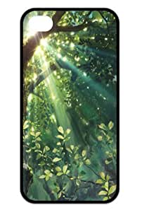 Durable Hard Case iPhone 4,4s scenery Back Cases