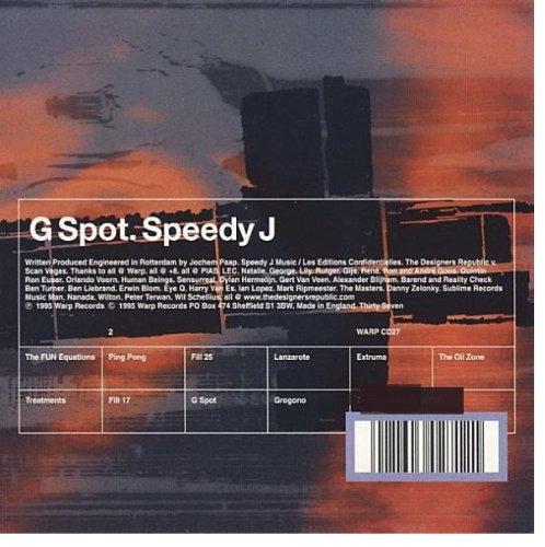 G-Spot & Live (2 CD SET)