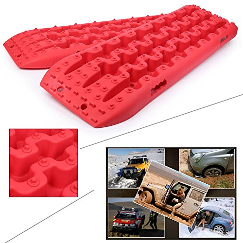Keenso 20pcs Anti-skid Nylon Tyre Chains with Gloves Portable Emergency Traction Aid Snow Anti-Slip Chains Mud Car Security Tire Belt Cable for Car Truck Winter Driving