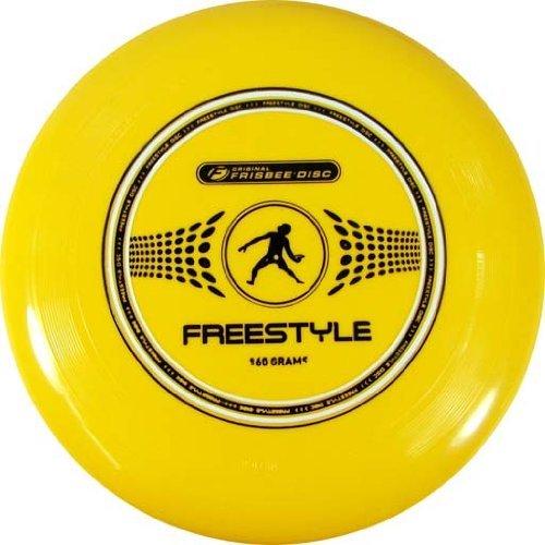 Freestyle Wham-O Frisbees - Set Of 3