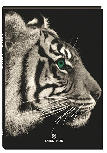 OBERTHUR - 1 Agenda Journalier TIGRE - Sept 2018 à Sept 2019-12 x 17 cm