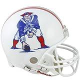 New England Patriots 82-89 Riddell VSR4 Authentic Full Size Football Helmet