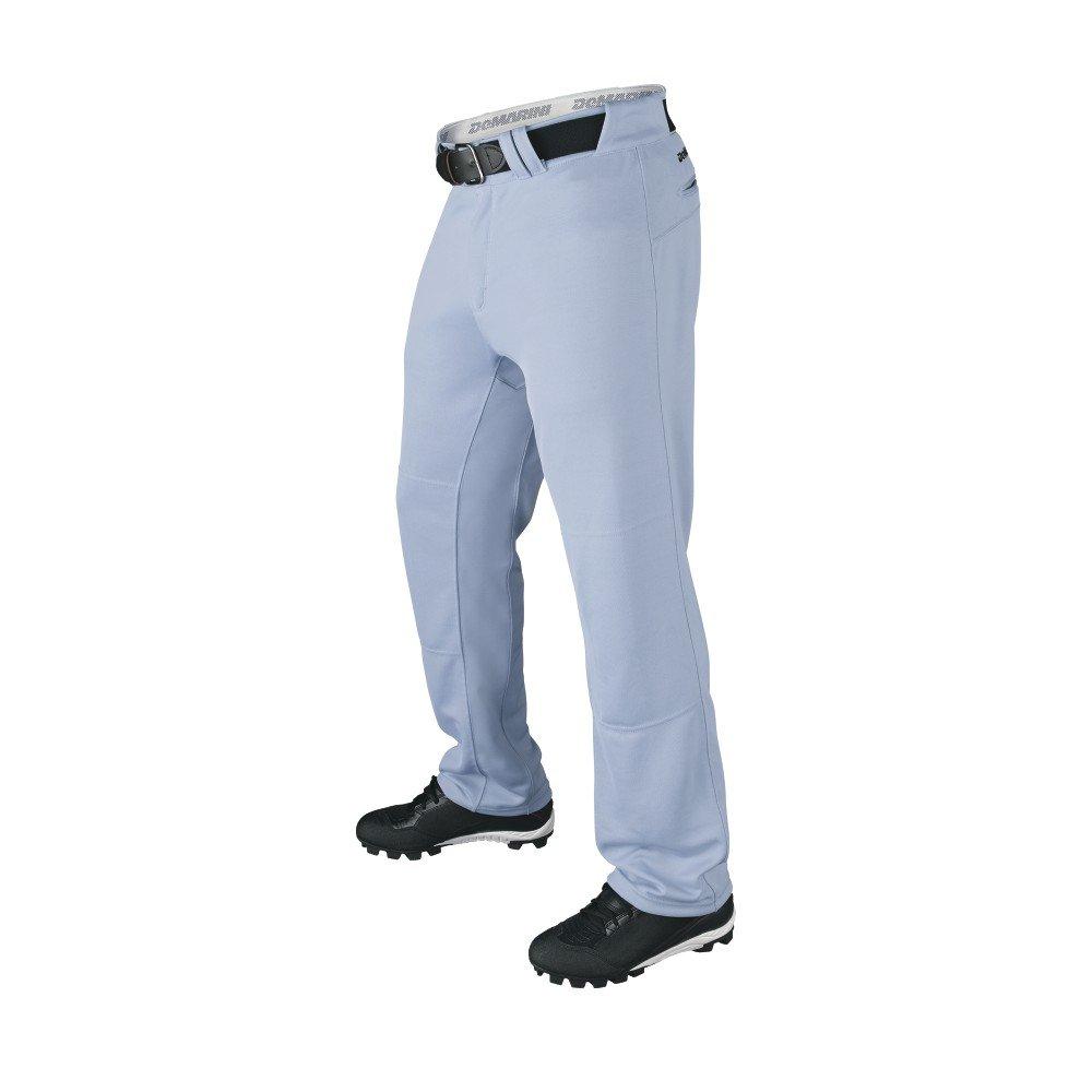 DeMarini Adult Uprising Baseball Pant, X-Large, Team Grey by DeMarini