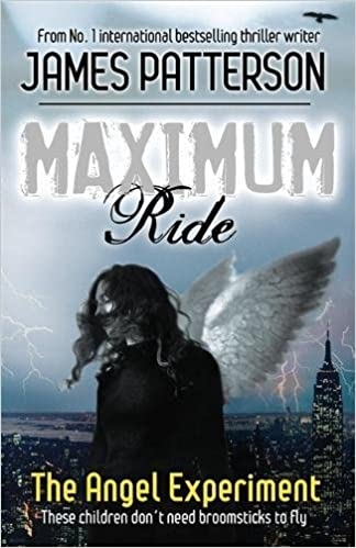 Image result for maximum ride angel experiment