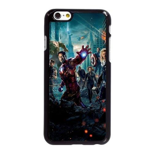 The Avengers Logo YC02CA5 coque iPhone 6 6S plus de 5,5 pouces de mobile cas coque U1HV6J2AQ