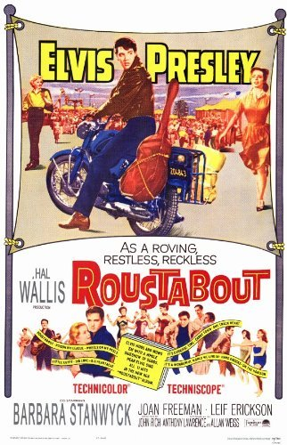 - Roustabout POSTER Movie (11 x 17 Inches - 28cm x 44cm) (1964)