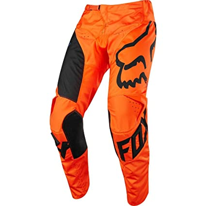 2018 Fox Racing 180 Mastar Pants-Orange-36